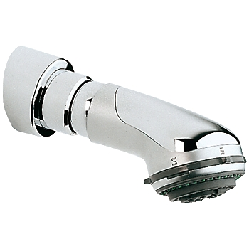 Верхний душ с 4 режимами Grohe Relexa Plus 80 Top 4 28196 (основное фото)